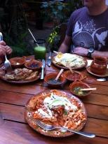 La Cueva del Chango_breakfast