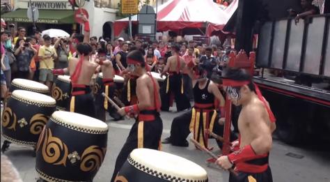 Tua Pek Kong Festival