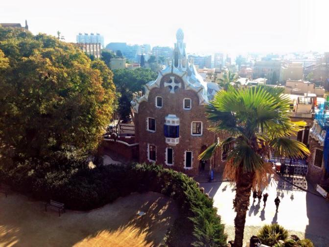 Gaudí's Park Güell