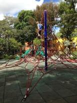 SMA playground
