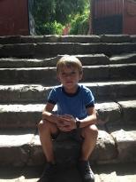 Ethan in Park Juarez